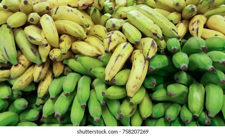 Banana for sale on the Market