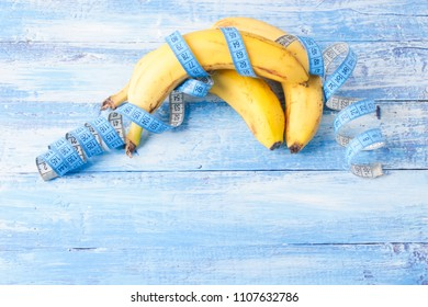 banana slimming, space for text