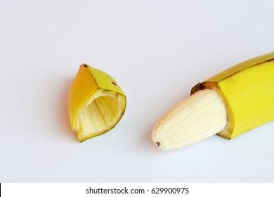 banana as symbol for circumcise