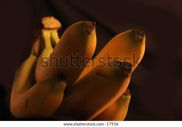 Bananas detail