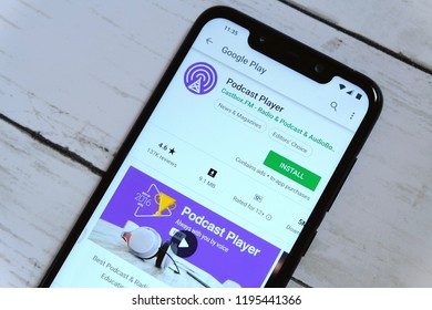 Player Podcast Images, Stock Photos & Vectors | Shutterstock