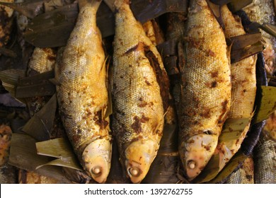 bandeng presto or  presto milkfish is milkfish with soft thorns cooked with traditional spices