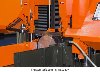 bandsaw high speed cutting machine and automatic feed for high performance for industrial use