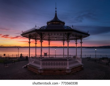 Bandstand in Cobh, County Cork, Ireland