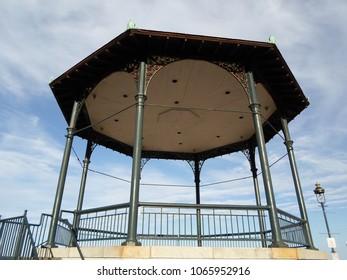Bandstand, Revere Beach, Revere, Massachusetts, USA