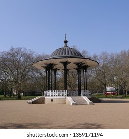 Bandstand Southwark Park Rotherhithe London