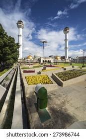 Bandung City Centre & Great Mosque