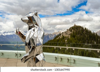 Banff Visitor Centre Images, Stock Photos & Vectors   Shutterstock