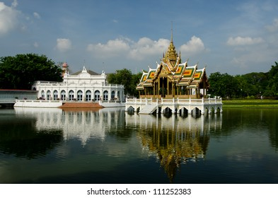 Bang Pa-In Palace in Thailand