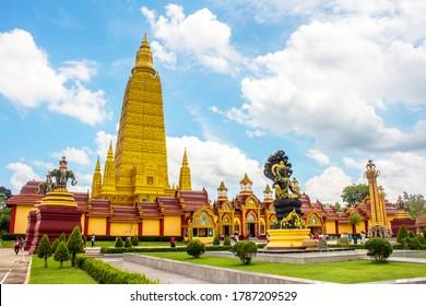 Bang tong Temple krabi thailand