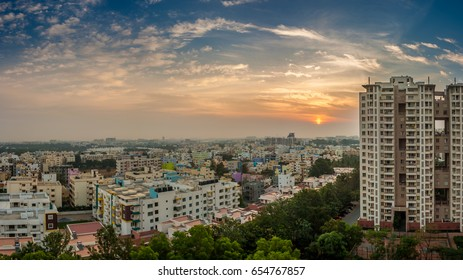 Bangalore Cityscape