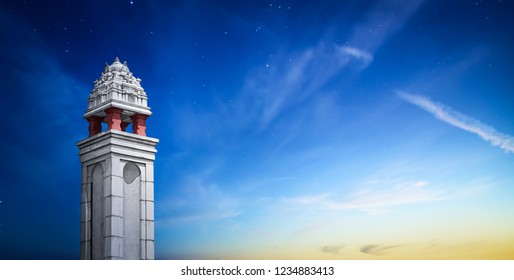Bangalore Watchtowers built by Kempe Gowda