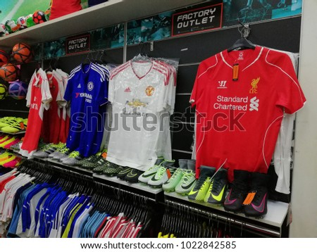 manchester united shop in malaysia