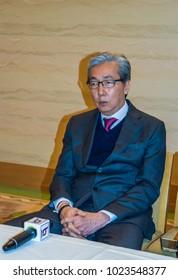 Bangkok, 8 February 2017 Mr. Somkid Jatusripitak Deputy Prime Minister of Thailand Media Interviews About Japan Cooperation