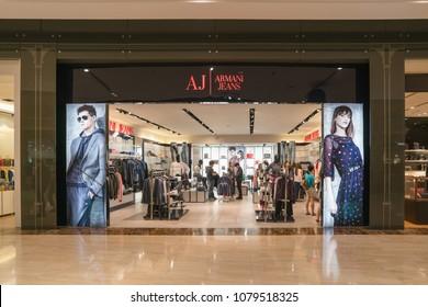 5acb45ebc1 Armani Jeans Images, Stock Photos & Vectors | Shutterstock