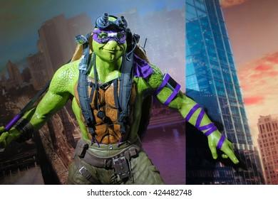 Ninja Turtle Images, Stock Photos & Vectors   Shutterstock