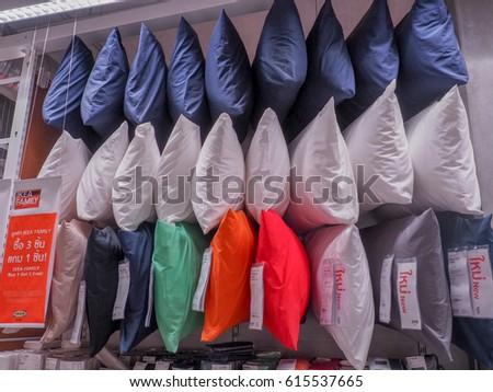 Bangkok April 4 People Shop Ikea Stock Photo Edit Now 615537665