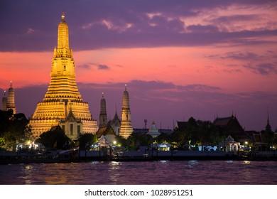 bangkok capital of thailand indochina asia travel