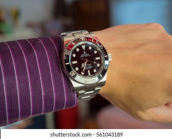 Wearing Rolex Stock Photos, Images \u0026 Photography