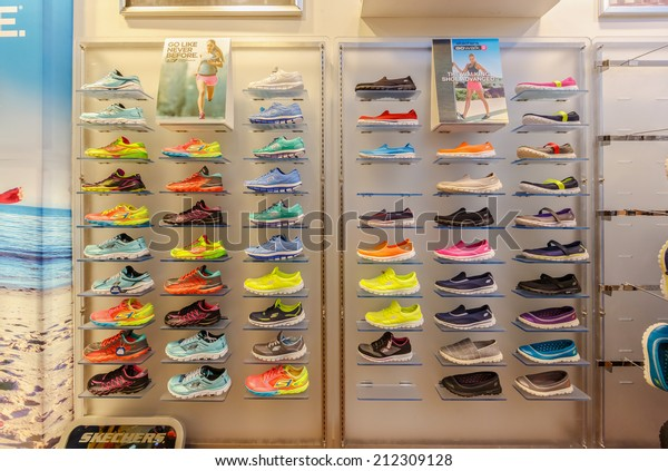 skechers shoes retailers