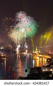 Bangkok Happy New Year