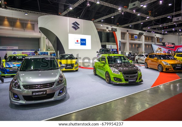Bangkok July 5 Suzuki Swift Modified Stock Photo (Edit Now