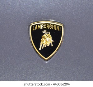 Lamborghini Logo Images Stock Photos Vectors Shutterstock