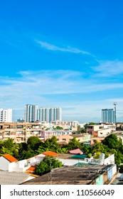 Bangkok and sky