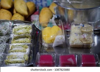 Thailand Is A Popular Dessert Images, Stock Photos & Vectors
