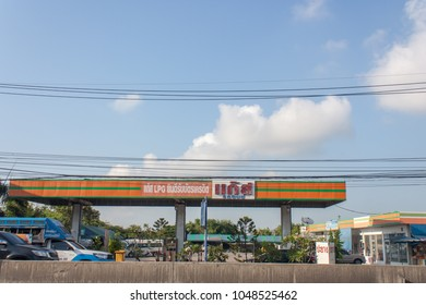 Bangkok - Thailand, 18, there are 2018 gas pumps, lpg, natural energy, energy businesses, investments, energy, renewable energy, cars, ships, transportation to save on investment costs in Thailand.