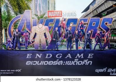 Avengers 4 Endgame Película Poster Marvel Universe Film Prints Placard Cartel