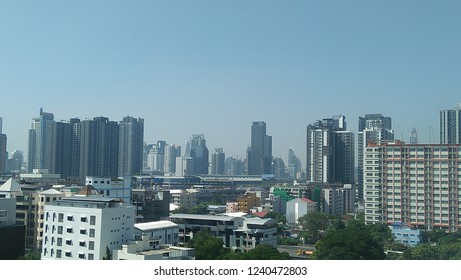 Bangkok - Thailand 26 November 2018 Bangkok Business Southeast Asia Trade, Marketing, Banking, Transportation, Export Thailand