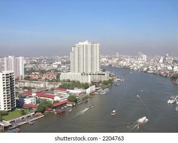 Bangkok in Thailand