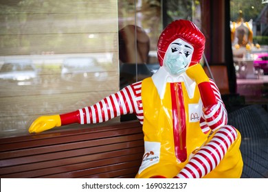 Mcdonalds Clown Images, Stock Photos & Vectors | Shutterstock