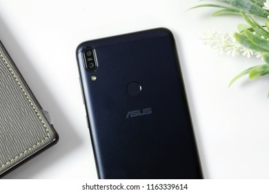 BANGKOK THAILAND : Asus Zenfone Max Pro (M1) launch on August 16 ,2018 bangkok ,thailand