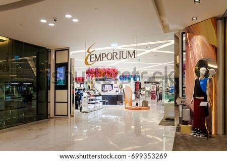 5a0efa22e25f29 BANGKOK THAILAND AUG 19 Emporium Shopping Stock Photo (Edit Now ...