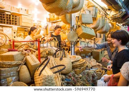 Bangkok Thailand Aug 24 2016 Foreign Stock Photo Edit Now