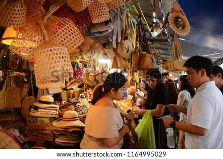 Bangkok Thailand Aug 24 2018 Foreign Stock Photo Edit Now