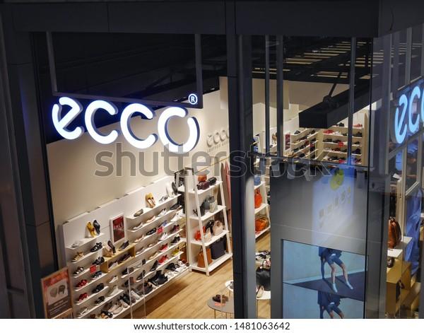 Bangkok Thailand August 13 2019 Ecco