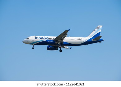Indigo Airline Images Stock Photos Vectors Shutterstock