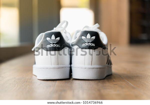 Bangkok Thailand December 21 2018 Adidas Stock Photo (Edit Now ...