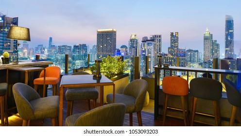 Imágenes Fotos De Stock Y Vectores Sobre Roof Top Terrace