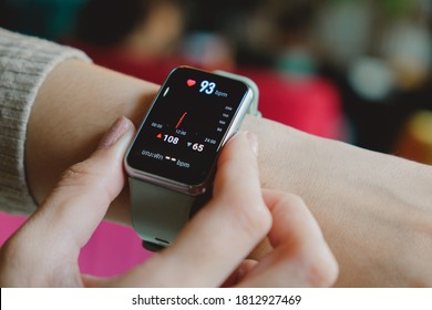BANGKOK THAILAND : Huawei launch New Smartwatch HUAWEI Watch Fit on September 9 ,2020 bangkok ,thailand