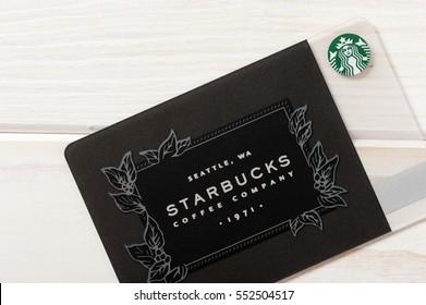 Starbucks Gift Card Images Stock Photos Vectors Shutterstock