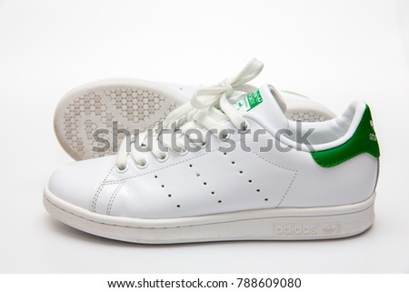 buy popular ffa13 5a99a BANGKOK THAILAND JANUARY 6 2018 Adidas Stock Photo (Edit Now ...