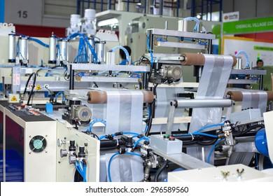 Plastic Bag Industry Images, Stock Photos & Vectors