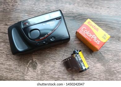 Kodak Film Images, Stock Photos & Vectors | Shutterstock