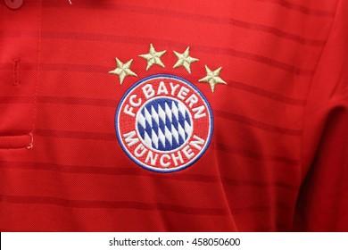 Bayern Munich Logo Images Stock Photos Vectors Shutterstock