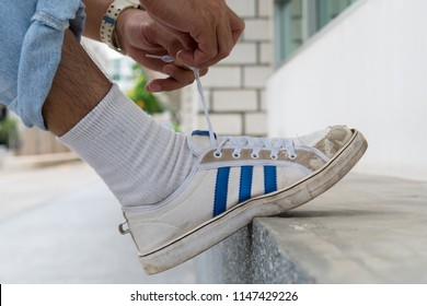 Old Adidas Images, Stock Photos & Vectors | Shutterstock