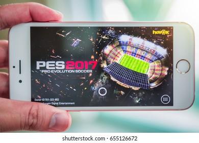 Pro Evolution Soccer Images, Stock Photos & Vectors | Shutterstock